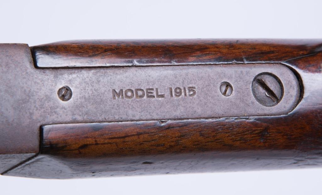 J STEVENS ARMS 22 LONG RIFLE MODEL 1915 - 4