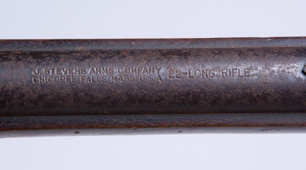 J STEVENS ARMS 22 LONG RIFLE MODEL 1915 - 5