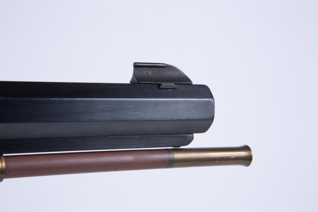 THOMSON CENTER ARMS PERCUSSION CAP RIFLE - 4