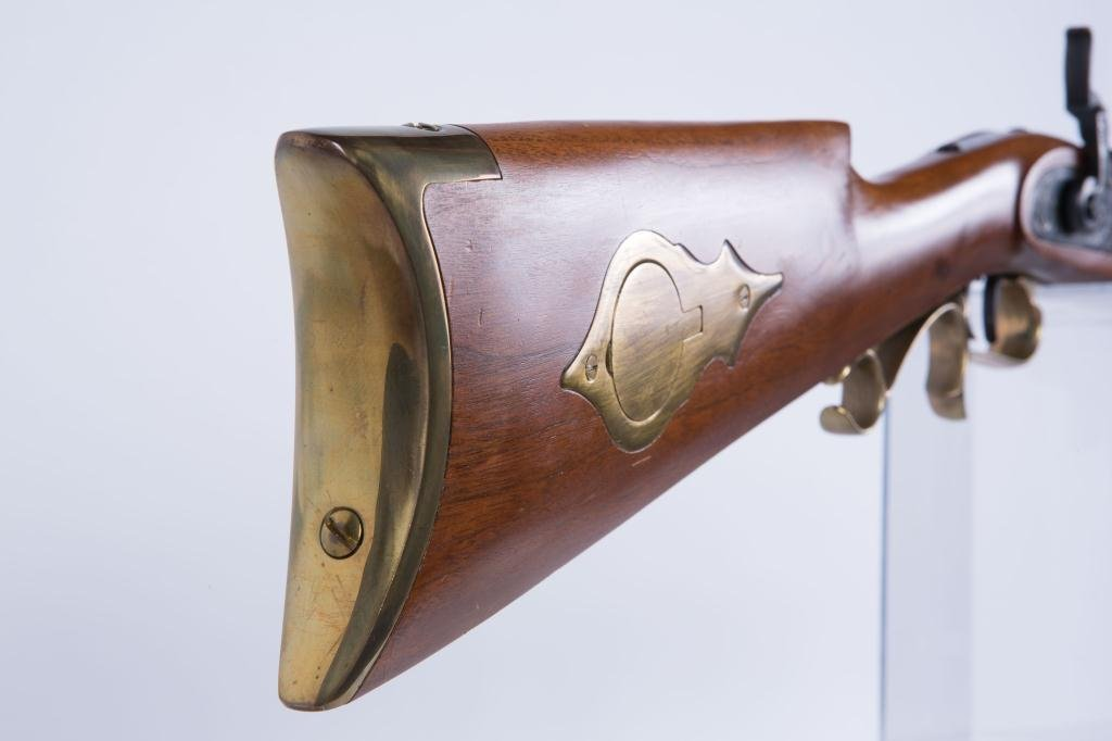 THOMSON CENTER ARMS PERCUSSION CAP RIFLE - 6