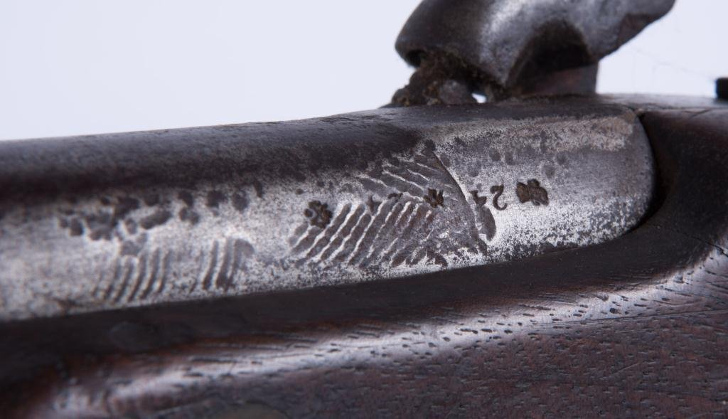 1861 TOWER PERCUSSION CAP MUSKET - 3