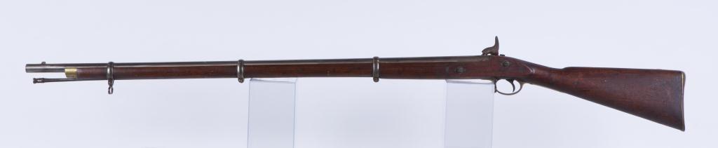 (19th c) BARNETT LONDON PERCUSSION CAP MUSKET - 4