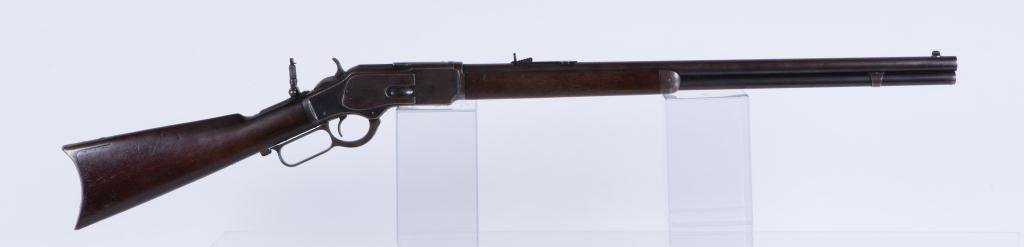 WINCHESTER MODEL 1873 ROUND BARREL RIFLE