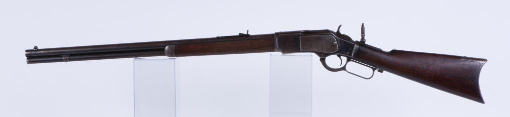 WINCHESTER MODEL 1873 ROUND BARREL RIFLE - 2