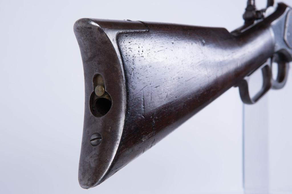 WINCHESTER MODEL 1873 ROUND BARREL RIFLE - 6