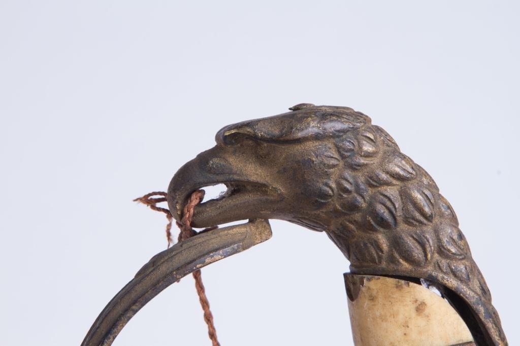 (Early 19th c) EAGLE POMMEL SWORD - 2