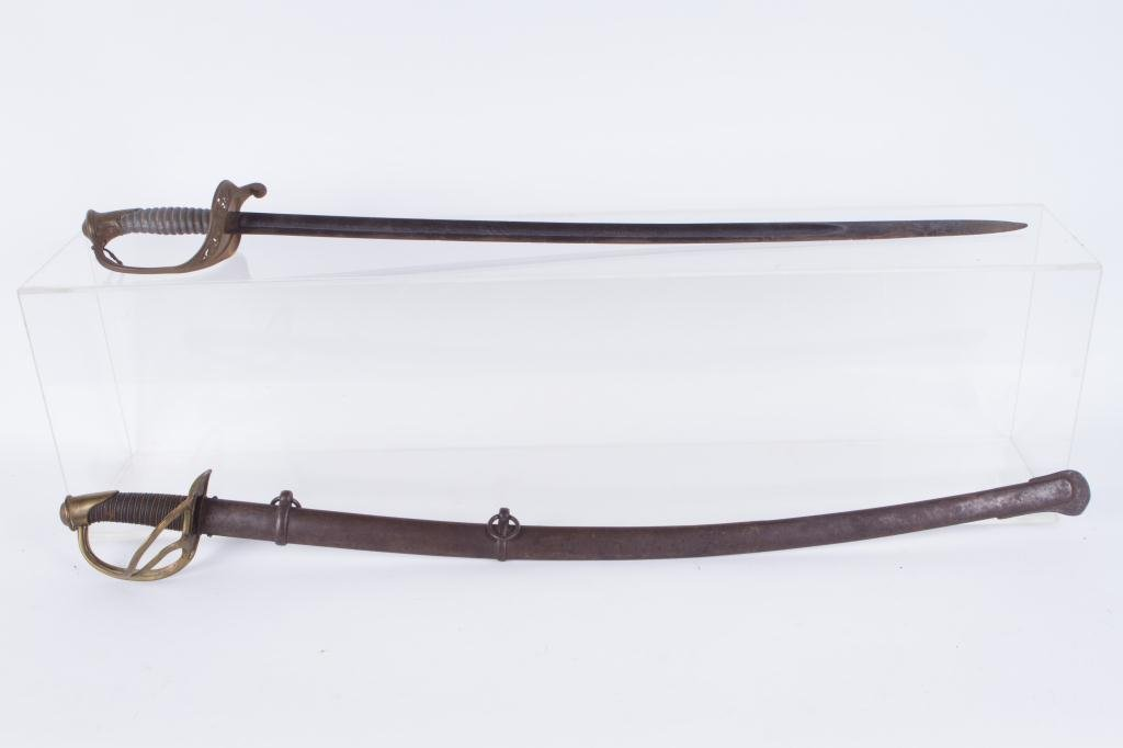 (2) UNMARKED SWORDS FOR THE US MARKET