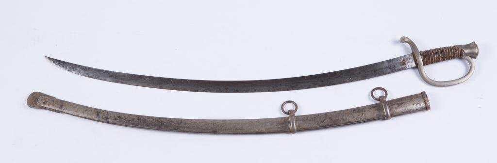 C. ROBY W. CHELMSFORD MODEL 1840 SABER - 2