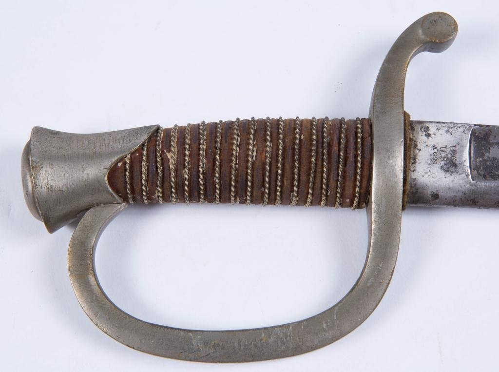 C. ROBY W. CHELMSFORD MODEL 1840 SABER - 3
