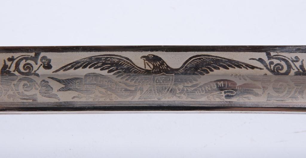 HARDING UNIFORM & REGALIA CAVALRY SWORD c.1900 - 3