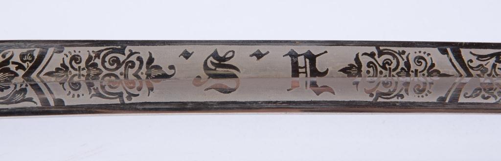 HARDING UNIFORM & REGALIA CAVALRY SWORD c.1900 - 4