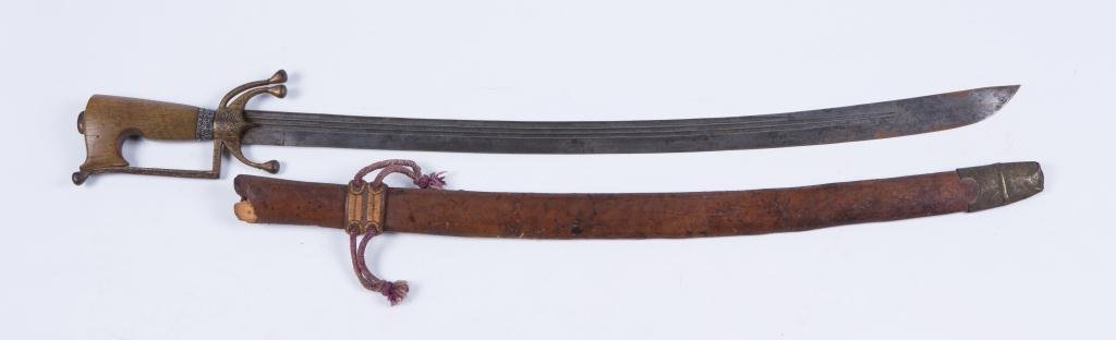 PERSIAN KILIJ SWORD