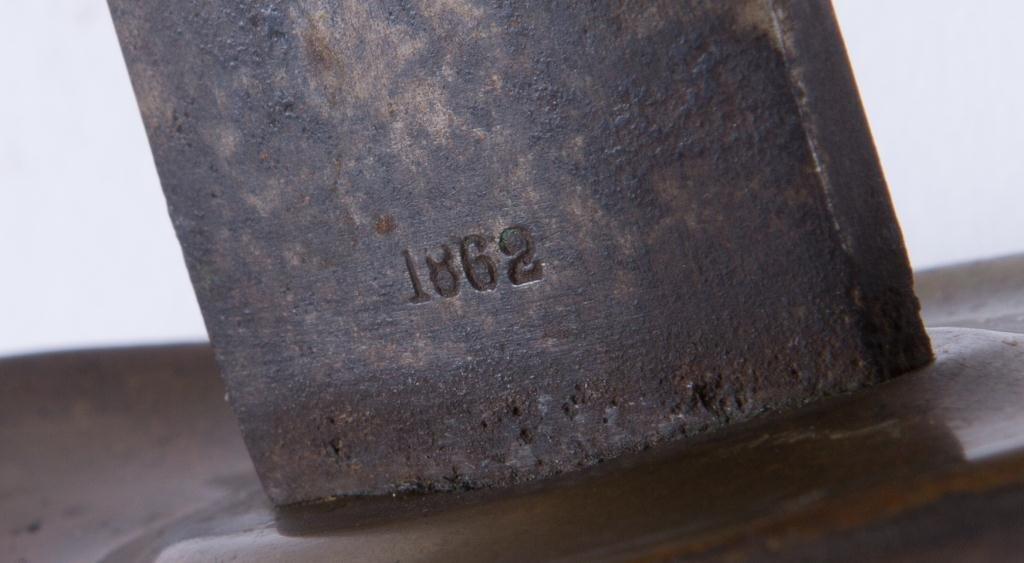AMES 1862 NAVAL CUTLASS - 3