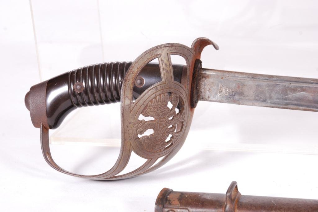 ANTIQUE GERMAN HORSTER SOLINGEN SWORD - 4