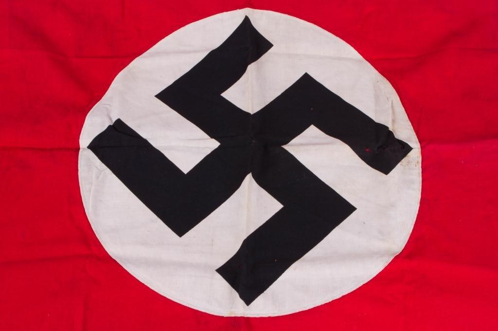 (3) WWII NAZI BANNERS - 5