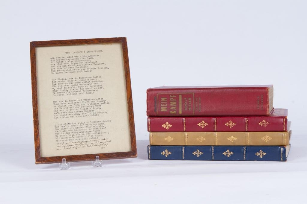 (3) EXTREMELY DETAILED WWII JOURNALS etc