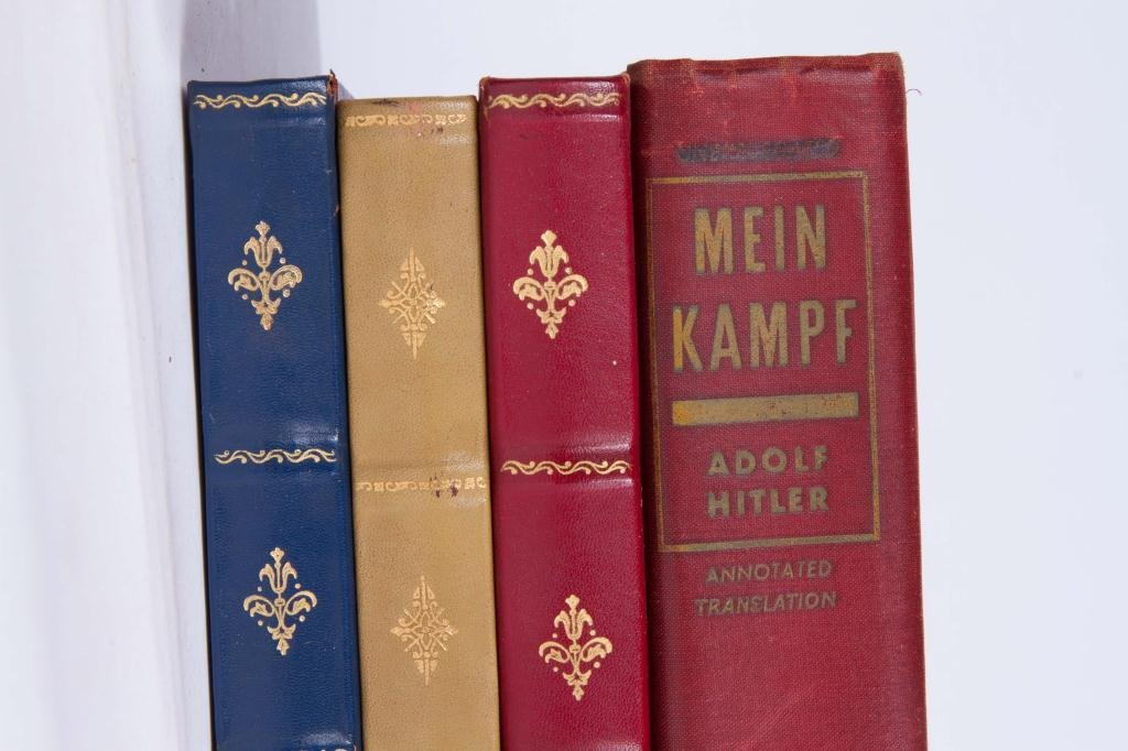 (3) EXTREMELY DETAILED WWII JOURNALS etc - 4