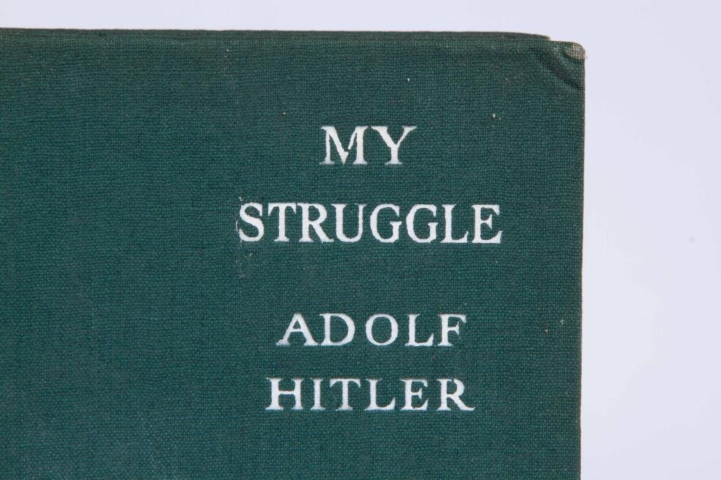 ADOLF HITLER MEIN KAMPF and MY STRUGGLE - 5