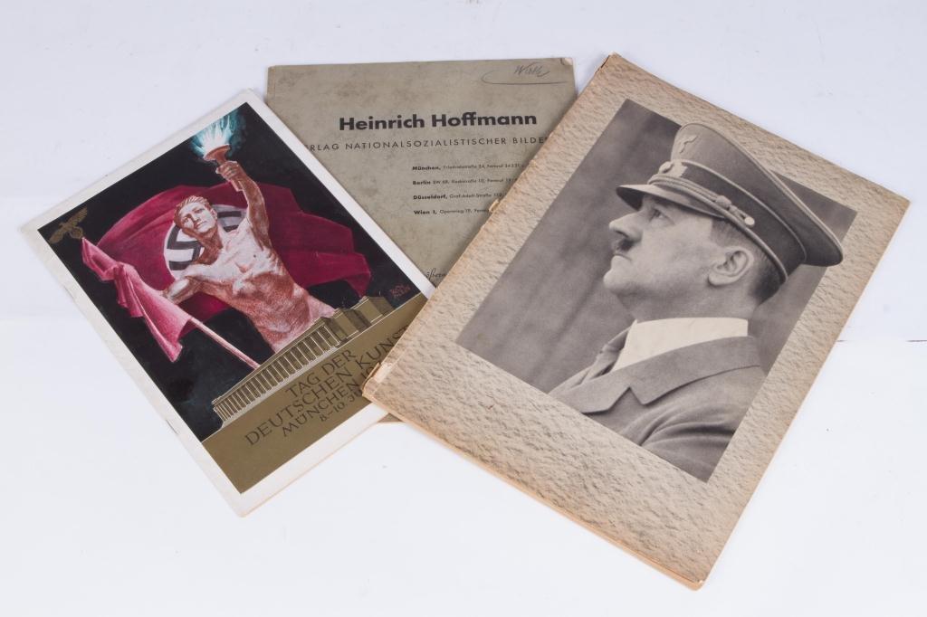 (3) NAZI ERA PROPAGANDA PUBLICATIONS