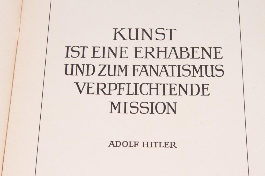 (3) NAZI ERA PROPAGANDA PUBLICATIONS - 3