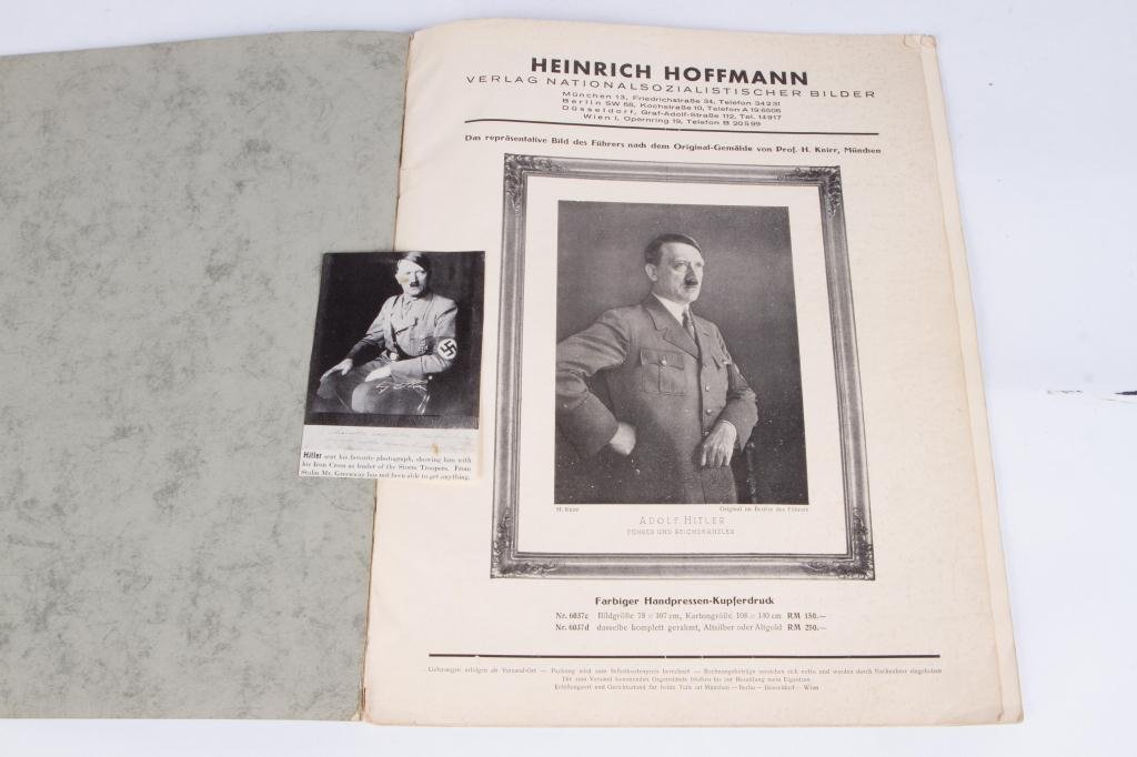 (3) NAZI ERA PROPAGANDA PUBLICATIONS - 9