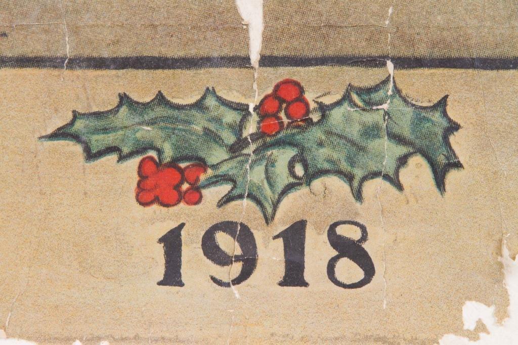 1918 JESSIE WILCOK SMITH RED CROSS POSTER - 2