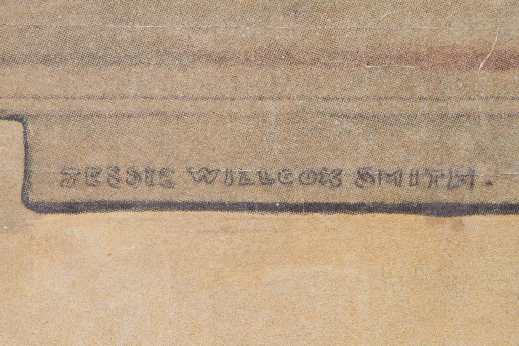 1918 JESSIE WILCOK SMITH RED CROSS POSTER - 3