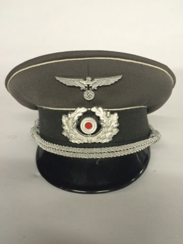 LARGE LOT OF MILITARY COVERS and HATS - 4
