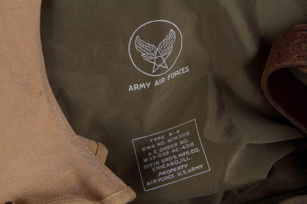 NYLON US ARMED FORCES CASE WITH CONTENTS - 3