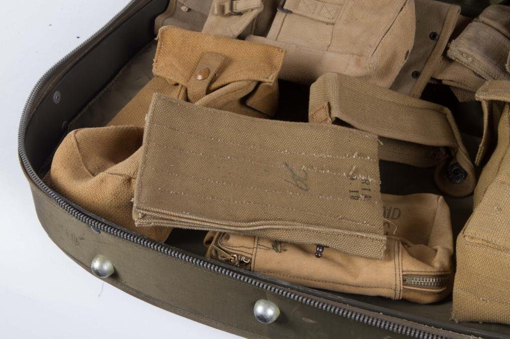 NYLON US ARMED FORCES CASE WITH CONTENTS - 5