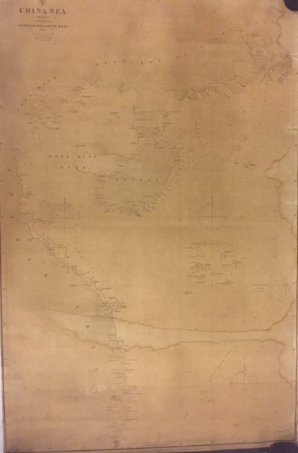 (19th c) NAUTICAL CHARTS and MAPS - 10