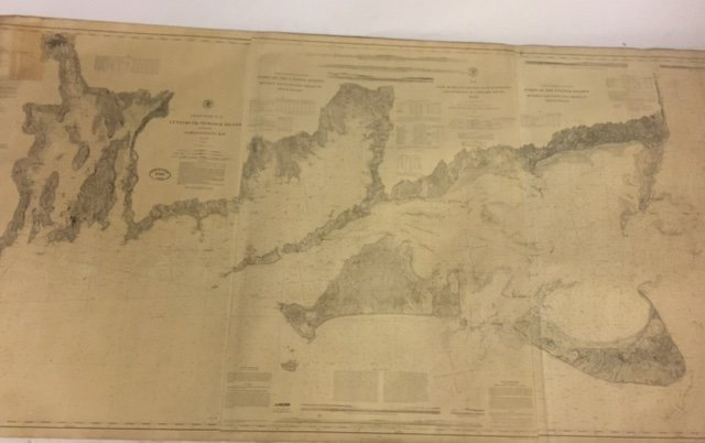 (19th c) NAUTICAL CHARTS and MAPS - 5