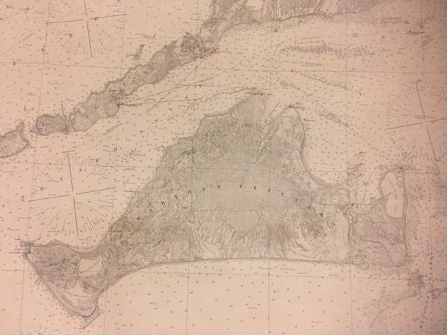 (19th c) NAUTICAL CHARTS and MAPS - 6