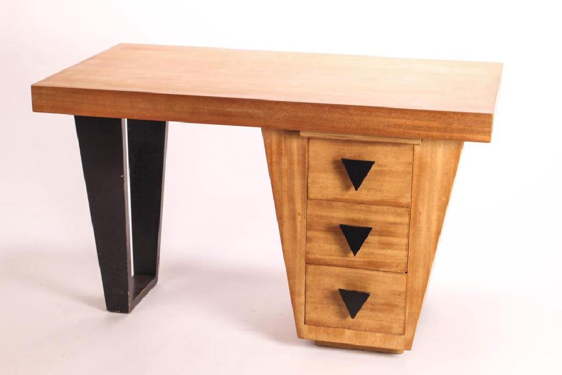 MID CENTURY MODERN DESK ATTRIBUTED TO PAUL LASZLO