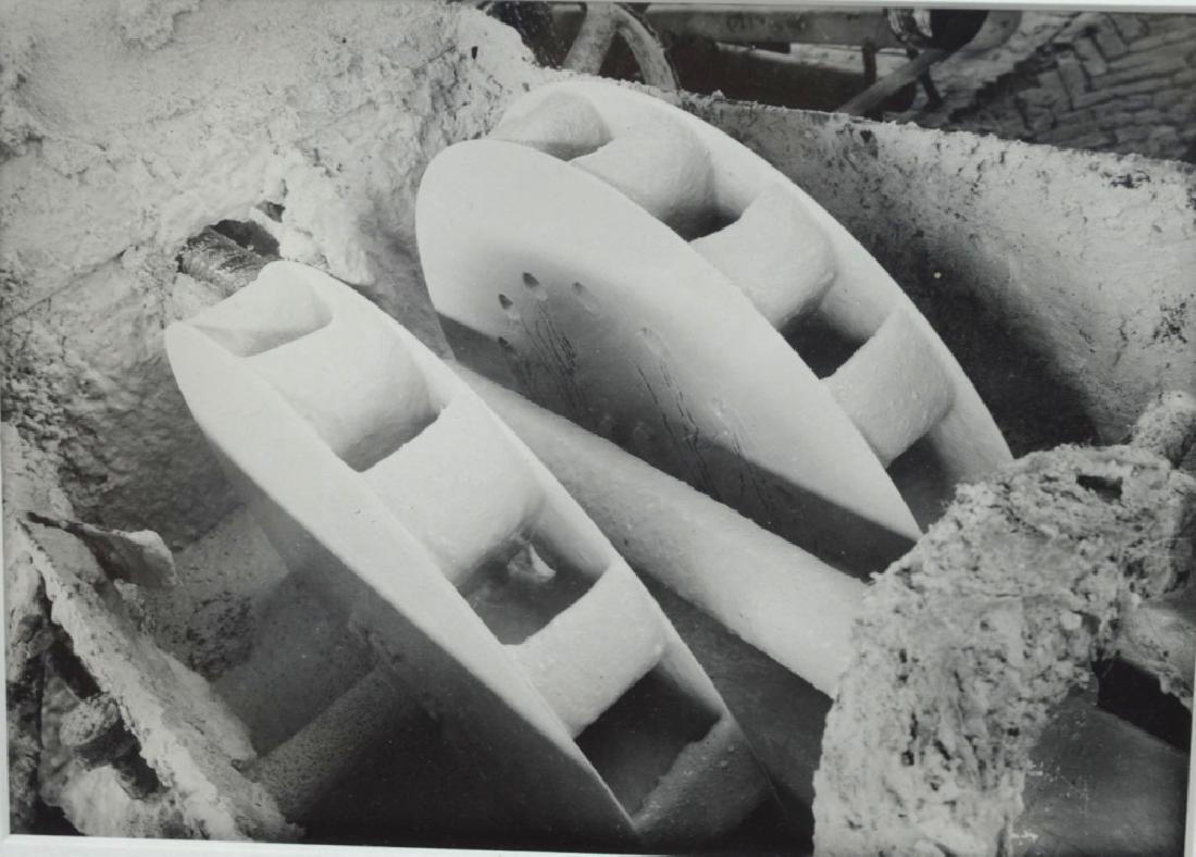 Piet Zwart; 2 Vintage Gelatin Silver Prints c.1935 - 2