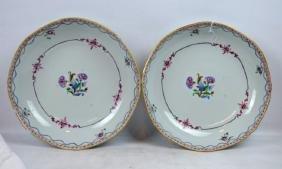 Pr Chinese Export European Market Porcelain Bowls