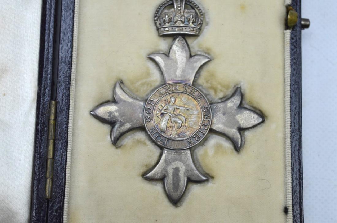 Rare 1917 King George V Order of British Empire - 2