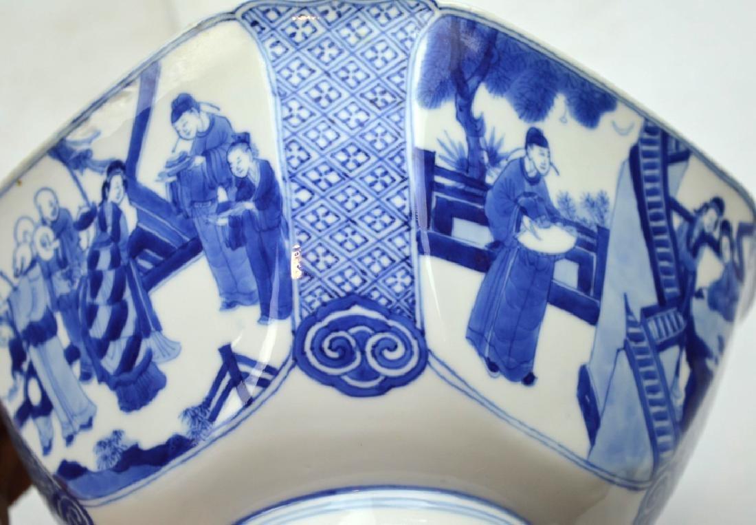 Christie's - Chinese Kangxi Square Porcelain Bowl - 8