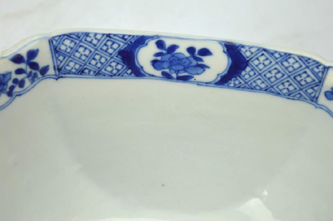 Christie's - Chinese Kangxi Square Porcelain Bowl - 9