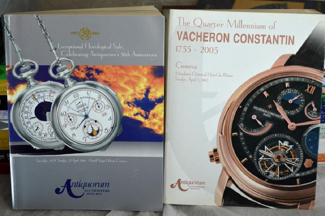 24 Antiquorum Auction Catalogues + 6 Sotheby's - 5