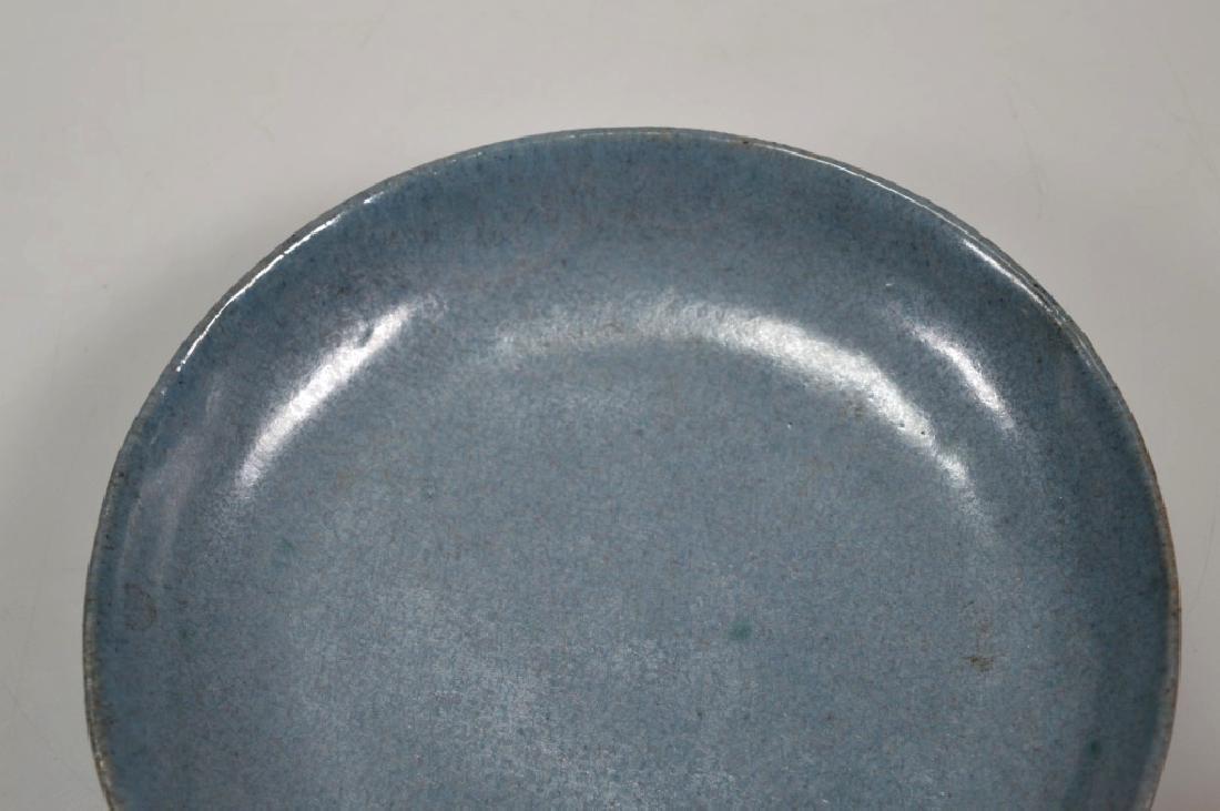 Rare 17th C Chinese Junyao Yixing Brushwasher - 5