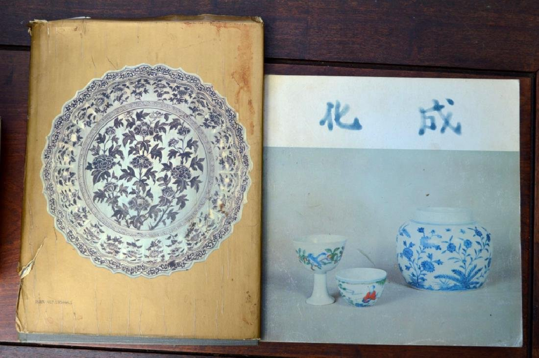 17 Books in Chinese; Collecting Chinese Arts - 5