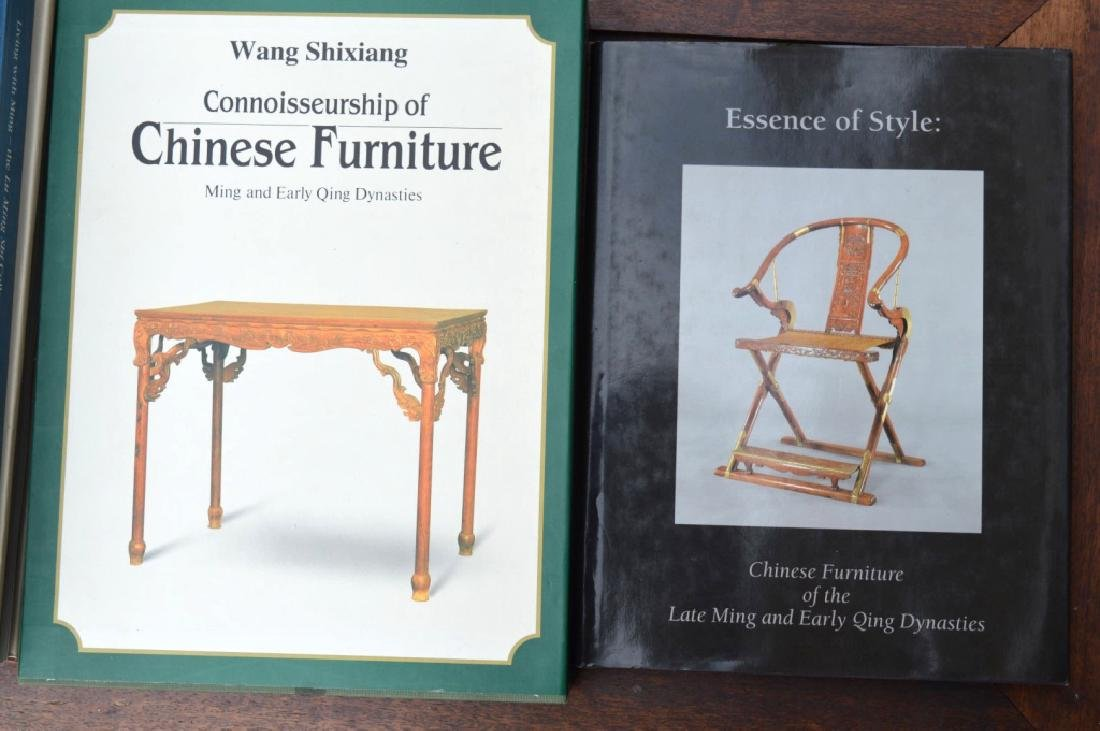 8 Rare Books on Chinese Classical Furniture - 6