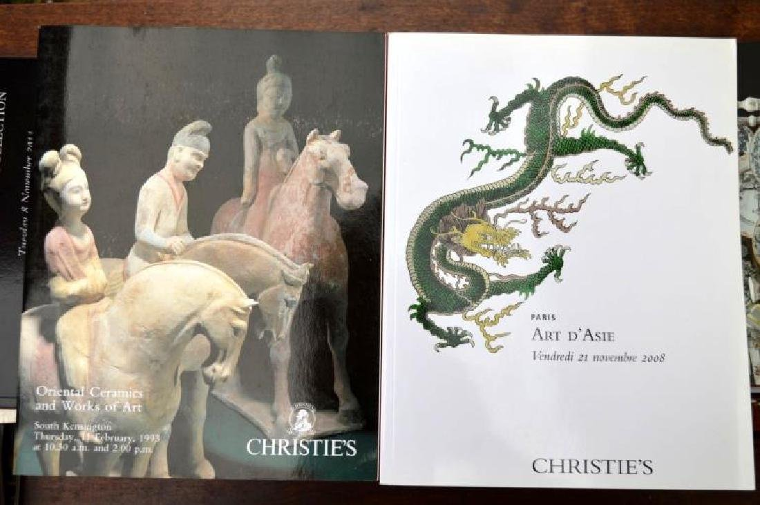 37 Various Christie's Chinese Auctions - 6