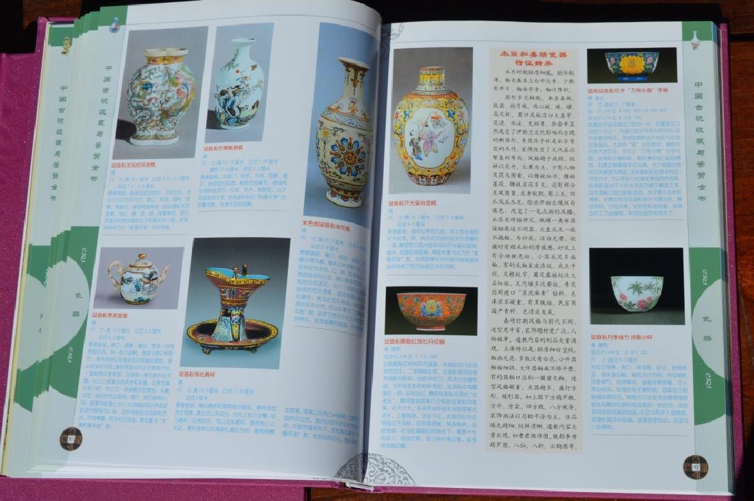 10 Books in Chinese on Chinese Works of Art - 3
