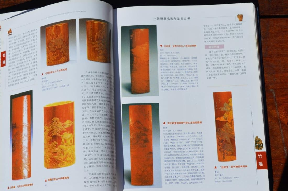 10 Books in Chinese on Chinese Works of Art - 4