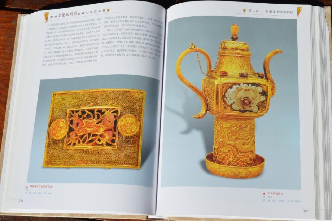 10 Books in Chinese on Chinese Works of Art - 8