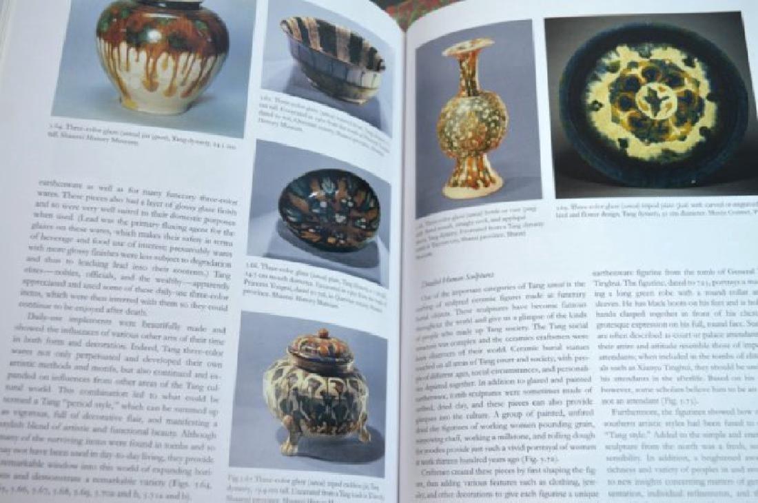 6 Books Chinese Ceramics, Tsui Museum etc - 3