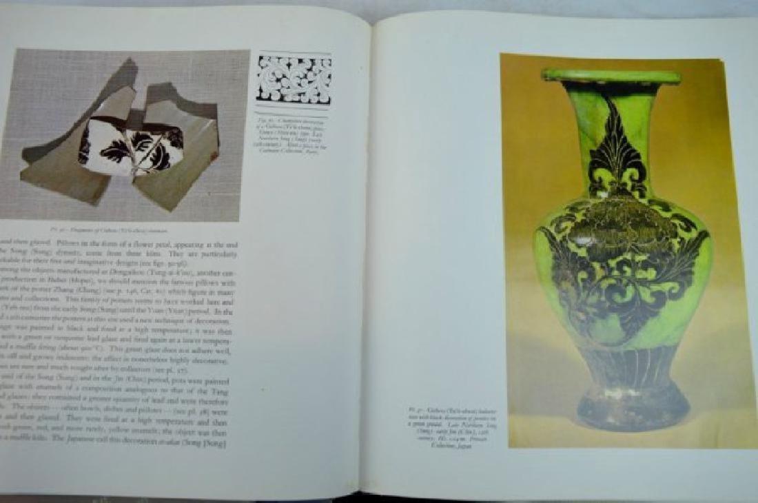 6 Books Chinese Ceramics, Tsui Museum etc - 6