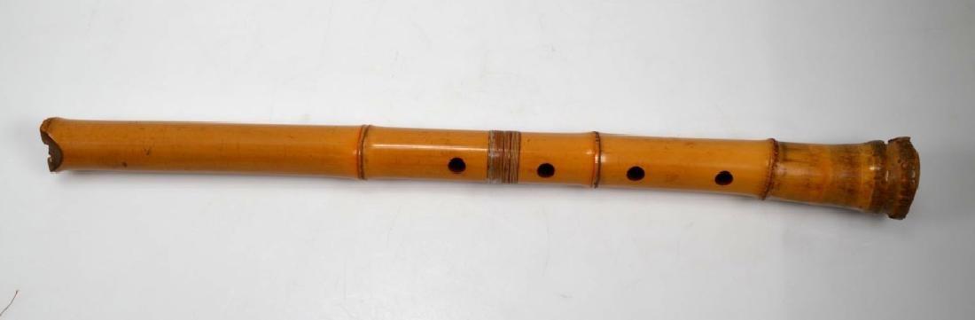 Japanese Bamboo Shakuhachi Flute